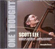 One Thought - CD Audio di Scott Lee