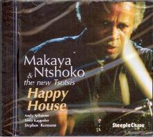 Happy House - CD Audio di Makaya Ntshoko
