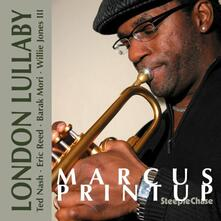 London Lullaby - CD Audio di Marcus Printup