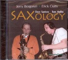 Saxology - CD Audio di Jerry Bergonzi,Dick Oatts