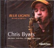 Blue Lights. The Music of Gigi Gryce - CD Audio di Chris Byars