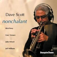 Nonchalant - CD Audio di Dave Scott