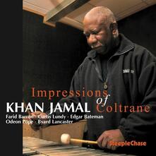 Impressions of Coltrane - CD Audio di Khan Jamal