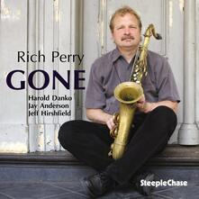 Gone - CD Audio di Rich Perry