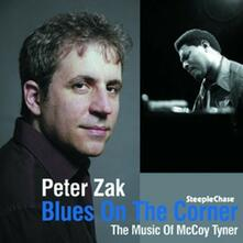 Blues on the Corner - CD Audio di Peter Zak
