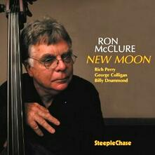 New Moon - CD Audio di Ron McClure