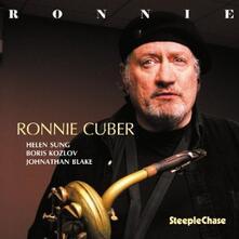 Ronnie - CD Audio di Ronnie Cuber