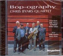 Bop-Ography - CD Audio di Chris Byars