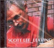 Leaving - CD Audio di Scott Lee