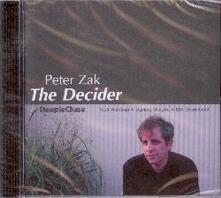 Decider - CD Audio di Peter Zak