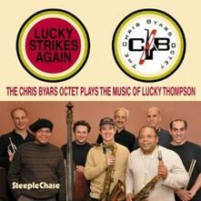 Lucky Strikes Again - CD Audio di Chris Byars