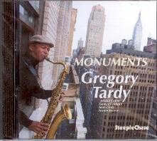 Monuments - CD Audio di Gregory Tardy