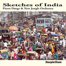 Sketches of India - CD Audio di Pierre Dorge