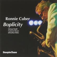 Boplicity - CD Audio di Ronnie Cuber