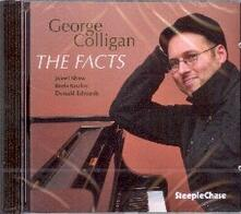 The Facts - CD Audio di George Colligan