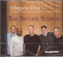 The Skyline Session - CD Audio di Olegario Diaz