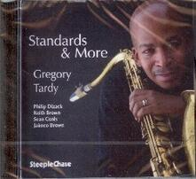 Standards & More - CD Audio di Gregory Tardy