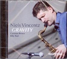 Gravity - CD Audio di Niels Vincentz