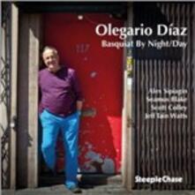 Basquiat by Night-Day - CD Audio di Olegario Diaz