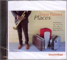 Places - CD Audio di Jason Palmer