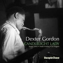 Candlelight Lady - CD Audio di Dexter Gordon
