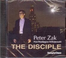 The Discipline - CD Audio di Peter Zak