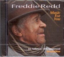 Music for You - CD Audio di Freddie Redd