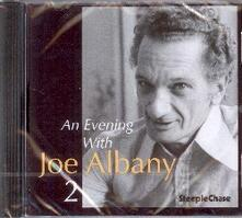 An Evening with Joe Albany vol.2 - CD Audio di Joe Albany