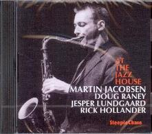 At the Jazz House - CD Audio di Martin Jacobsen