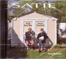 Satie - CD Audio di Jesse Stacken,Kirk Knuffke