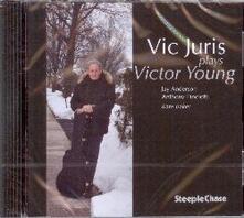 Plays Victor Young - CD Audio di Vic Juris