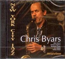New York City Jazz - CD Audio di Chris Byars