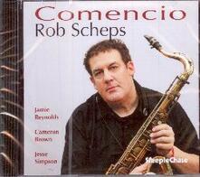 Comencio - CD Audio di Rob Scheps