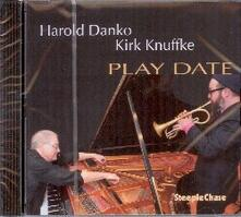 Play Date - CD Audio di Harold Danko