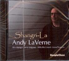 Shangri-La - CD Audio di Andy LaVerne