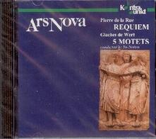 Requiem - 5 Motets - CD Audio di Ars Nova
