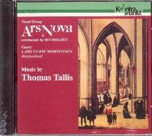 Music By Thomas Tallis - CD Audio di Thomas Tallis