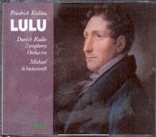 Lulu - CD Audio di Friedrich Kuhlau