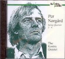 String Quartets 1-6 - CD Audio di Kontra Quartet