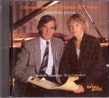 Vision de l'Amen (Trascrizione per due pianoforti) - CD Audio di Olivier Messiaen