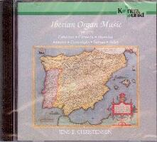 Iberian Organ Music - CD Audio di Jens E. Christensen