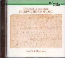 Musica per clavicembalo - CD Audio di Dietrich Buxtehude