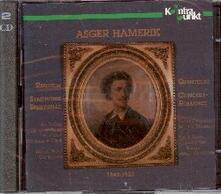 Requiem - Symphonie Spirituelle - Quintetto - Concert Romance - CD Audio di Danish Radio Symphony Orchestra,Asger Hamerik