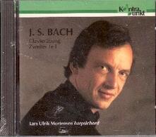 Il clavicembalo ben temperato (Das Wohltemperierte Clavier) - CD Audio di Johann Sebastian Bach,Lars Ulrik Mortensen