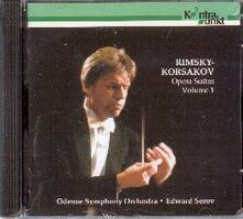 Opera Suites vol.1 - CD Audio di Nikolai Rimsky-Korsakov