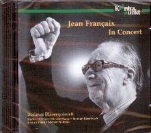 In Concert - CD Audio di Jean Françaix