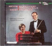 Sonata, Serenade, Fantasy - CD Audio di Ludwig van Beethoven,Franz Schubert