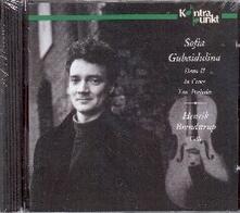 Detto 2 - in Croce - Preludi - CD Audio di Sofia Gubaidulina