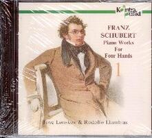 Complete Works for 4 - CD Audio di Franz Schubert