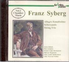 Musica da camera vol.2 - CD Audio di Franz Syberg